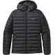 Patagonia M's Down Sweater Hoody Black